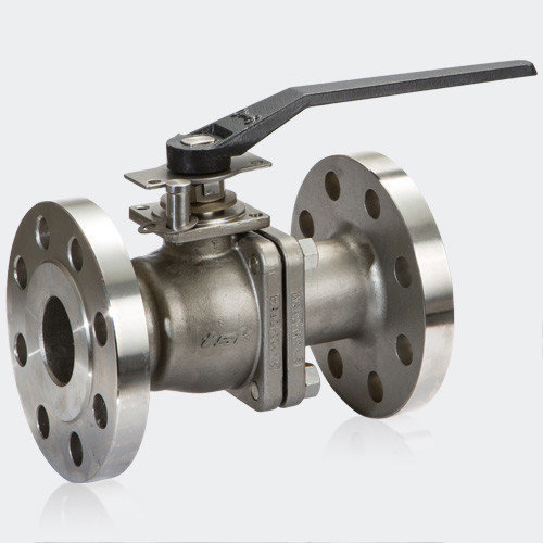 Class 300 two-piece full port flanged ball valve