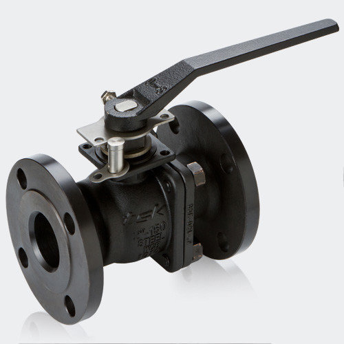 Class 150 two-piece full port flanged ball valve